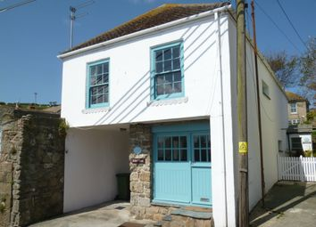 Thumbnail 3 bed detached house for sale in Parade Hill, Mousehole, Penzance