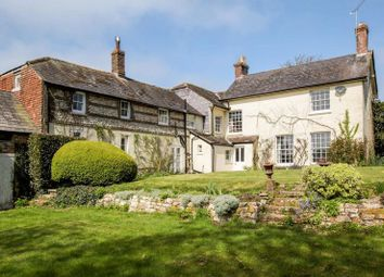 Thumbnail 7 bed country house for sale in Salisbury Road, Pimperne, Blandford Forum
