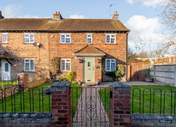 Thumbnail 3 bed semi-detached house for sale in Austins Cottages, Potters Gate, Farnham