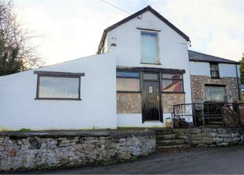 Thumbnail 5 bed detached house for sale in Milwr, Holywell