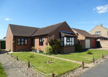 Thumbnail 3 bedroom detached bungalow for sale in Jubilee Road, Watton, Thetford