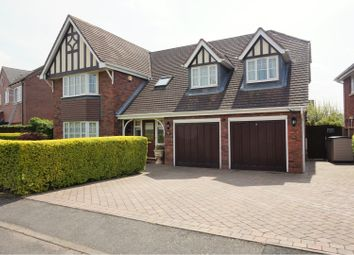 Thumbnail 5 bed detached house for sale in Kings Road, Calf Heath