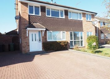 Thumbnail 3 bed detached house to rent in Sywell Avenue, Wellingborough