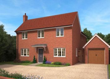 Thumbnail 4 bed detached house for sale in Fairfield House, The Street, Tongham