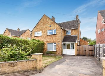 Thumbnail 3 bed semi-detached house for sale in White Road, East Hendred, Wantage