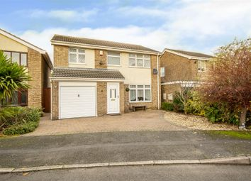 Thumbnail 4 bed detached house for sale in Chiltern Gardens, Long Eaton, Nottingham