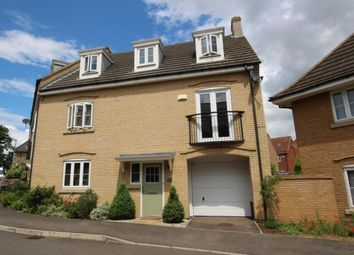 Thumbnail 4 bed town house for sale in Gateway Gardens, Ely