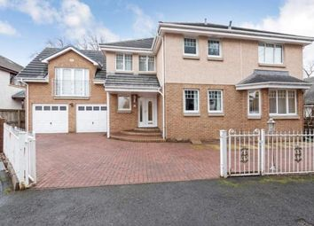 Thumbnail 4 bed detached house for sale in Swinton Road, Swinton, Glasgow, Lanarkshire