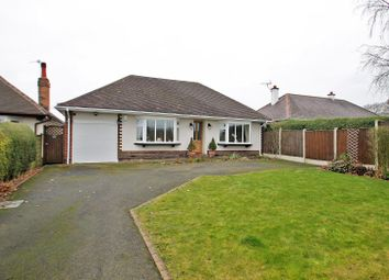 Thumbnail 3 bed detached bungalow for sale in Catfoot Lane, Lambley, Nottingham