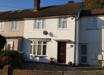 Thumbnail 3 bed terraced house to rent in Rushden Gardens, Mill Hill