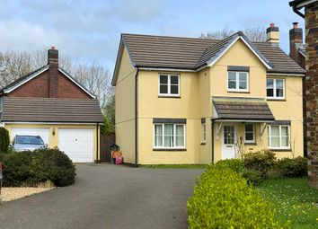 Thumbnail 4 bed detached house to rent in Robin Drive, Launceston