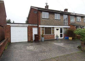 Thumbnail 3 bed semi-detached house for sale in Highview Road, Benfleet