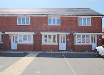 Thumbnail 2 bedroom terraced house to rent in Pitt Park, Cranbrook, Exeter