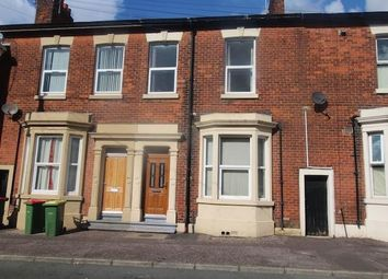 Thumbnail 6 bed terraced house for sale in Ripon Street, Preston