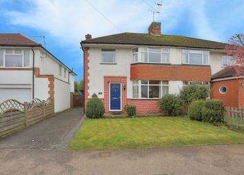 Thumbnail 3 bed semi-detached house for sale in Oakwood Drive, St.Albans