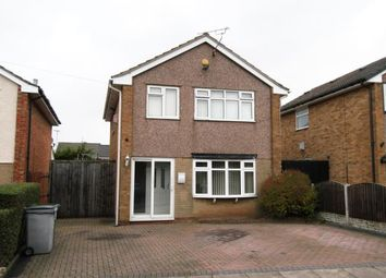 Thumbnail 3 bed detached house for sale in Kingfisher Way, Wirral, Merseyside