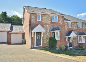 Thumbnail 3 bed end terrace house for sale in Woodbank, Loosley Row, Princes Risborough