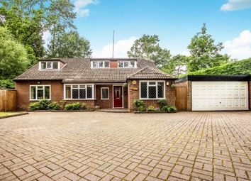 Thumbnail 4 bed detached house for sale in Pyford, Woking, Surrey