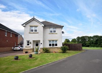 Thumbnail 4 bed detached house for sale in Redwing Crescent, Coatbridge