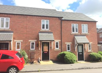 Thumbnail 2 bed town house for sale in Merton Close, Church Gresley, Swadlincote