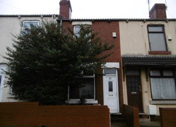 Thumbnail 2 bed terraced house for sale in 46 West Road, Mexborough, South Yorkshire