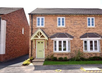 Thumbnail 3 bed semi-detached house to rent in Radbourne Lane, Derby