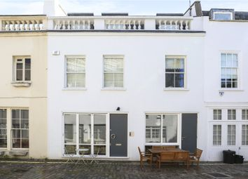 Thumbnail 5 bed mews house for sale in Sussex Mews West, London