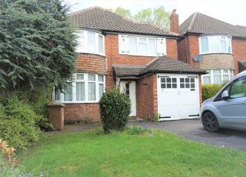Thumbnail 3 bed detached house for sale in Calthorpe Road, Walsall