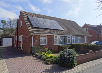 Thumbnail 3 bed semi-detached bungalow for sale in Wootton Road, Lee-On-The-Solent