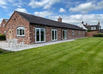 Thumbnail 3 bed barn conversion to rent in Dell View, Cawley Farm, Swettenham Road, Swettenham, Cheshire