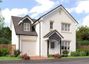 "Thumbnail 3 bed detached house for sale in ""Irvine"" at Auchinleck Road, Robroyston, Glasgow"