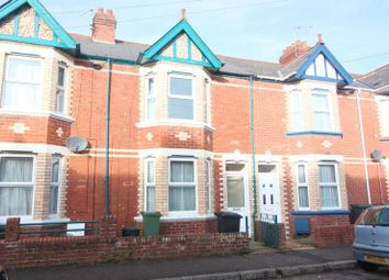 3 bed terraced house to rent in Powderham Road, St. Thomas, Exeter EX2