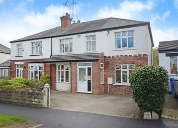 Thumbnail 4 bed semi-detached house for sale in Dobcroft Road, Millhouses, Sheffield