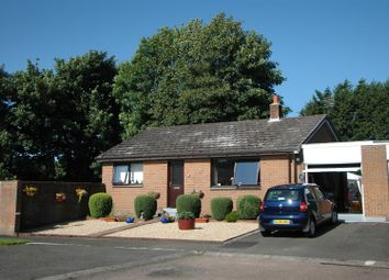Thumbnail 2 bed bungalow for sale in Station Gardens, Cornhill-On-Tweed