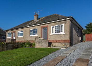 Thumbnail 2 bed semi-detached bungalow for sale in 36 Southfield Avenue, Paisley