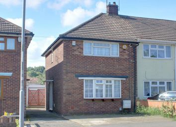 Thumbnail 3 bed semi-detached house for sale in Dallow Road, Luton