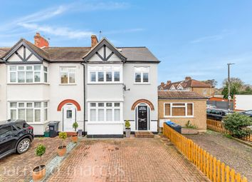 Thumbnail 4 bedroom end terrace house for sale in Seaforth Avenue, New Malden