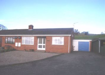 Thumbnail 3 bed bungalow to rent in 6, Oakfields, Llansantffraid, Powys