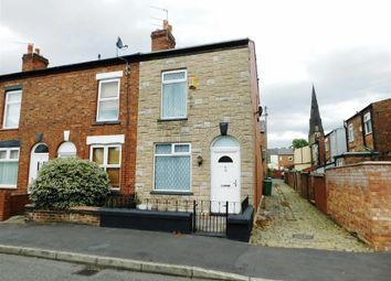 Thumbnail 2 bedroom end terrace house to rent in Hartley Street, Edgeley, Stockport