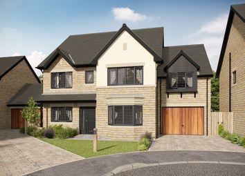 Thumbnail 5 bed detached house for sale in The Hardwick, Wyre Grange Lodge Lane, Singleton, Poulton-Le-Fylde