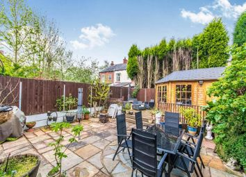 Thumbnail 4 bed semi-detached house for sale in Stockport Road, Denton, Manchester