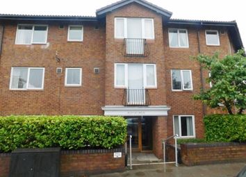 Thumbnail 1 bed flat for sale in Redfern House, Harrytown, Stockport