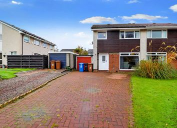 Thumbnail 3 bed property for sale in Ogilvie Way, Livingston