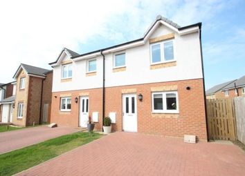 Thumbnail 3 bed semi-detached house for sale in Edradour Road, Kilmarnock, East Ayrshire
