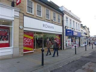 Thumbnail Retail premises to let in High Street, Chippenham