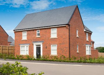 "Thumbnail 4 bedroom detached house for sale in ""Layton"" at Yafforth Road, Northallerton"