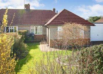 Thumbnail 2 bed semi-detached bungalow for sale in Parkside, East Grinstead, West Sussex