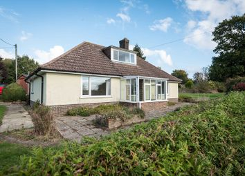 Thumbnail 3 bedroom detached bungalow for sale in Knowle Lane, Halland, Lewes