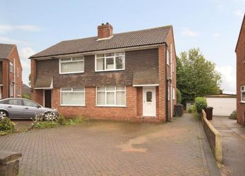 Thumbnail 3 bed semi-detached house for sale in Fox Hill Close, Sheffield, South Yorkshire