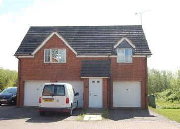 Thumbnail 2 bed flat for sale in Pioneer Way, Stafford